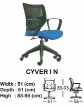 Kursi Direktur & Manager Indachi Cyver I N