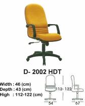Kursi Direktur & Manager Indachi D-2002 HDT