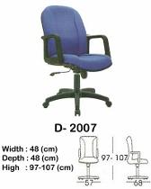 Kursi Direktur & Manager Indachi D-2007