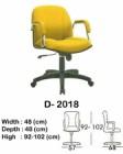 Kursi Direktur & Manager Indachi D-2018