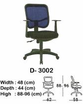 Kursi Direktur & Manager Indachi D-3002