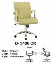 Kursi Direktur & Manager Indachi D-3400 CR