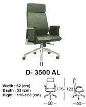 Kursi Direktur & Manager Indachi D-3500 AL