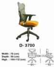 Kursi Direktur & Manager Indachi D-3700