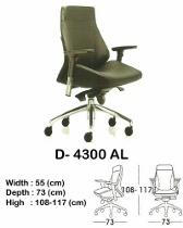 Kursi Direktur & Manager Indachi D-4300 AL