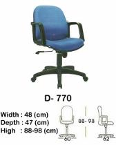 Kursi Direktur & Manager Indachi D-770