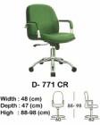 Kursi Direktur & Manager Indachi D-771 CR