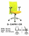 Kursi Direktur & Manager Indachi D Capri I CR