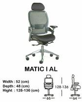 Kursi Direktur & Manager Indachi Matic I AL