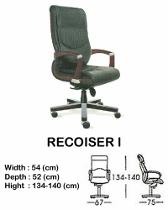 Kursi Direktur & Manager Indachi Recoiser I
