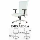 Kursi Direktur Modern Savello Emerald LA