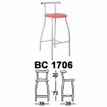 Kursi Bar & Cafe Chairman Type BC 1706