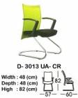 Kursi Hadap Indachi Type D-3013 UA-CR