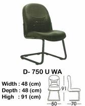 Kursi Hadap Indachi Type D-750 U WA