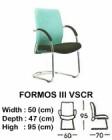 Kursi Hadap Indachi Type Formos III VSCR