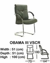 Kursi Hadap Indachi Obama III VSCR