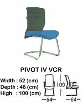 Kursi Hadap Indachi Pivot IV VCR