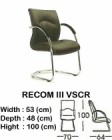 Kursi Hadap Indachi Type Recom III VSCR