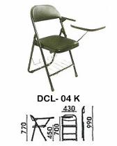 Kursi Kuliah Indachi Type DCL-04 K