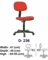 Kursi Staff & Sekretaris Indachi D-236