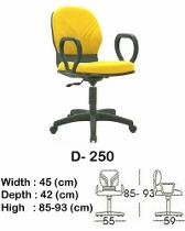 Kursi Staff & Sekretaris Indachi D-250