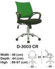 Kursi Staff & Sekretaris Indachi D-3003 CR