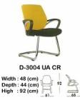 Kursi Hadap Indachi Type D-3004 UA CR