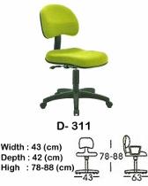 Kursi Staff & Sekretaris Indachi D-311