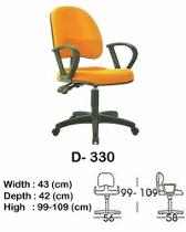 Kursi Staff & Sekretaris Indachi D-330