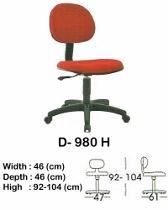 Kursi Staff & Sekretaris Indachi D-980 H