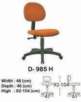 Kursi Staff & Sekretaris Indachi D-985 H
