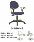 Kursi Staff & Sekretaris Indachi D-990 HB