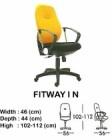 Kursi Staff & Sekretaris Indachi Fitway I N