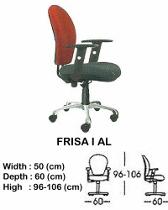 Kursi Staff & Sekretaris Indachi Frisa I AL