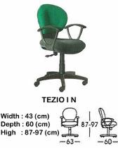 Kursi Staff & Sekretaris Indachi Tezio I N