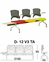 Kursi Tunggu Indachi Type D-12 V3 TA