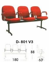 Kursi Tunggu Indachi Type D-801 V3
