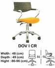 Kursi Staff & Sekretaris Indachi Dov I CR