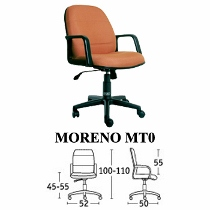 Kursi Manager Classic Savello Moreno MT0