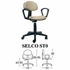 Kursi Staff & Sekretaris Savello Selco ST0