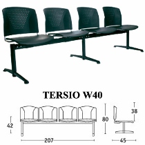 Kursi Tunggu Savello Type Tersio W40
