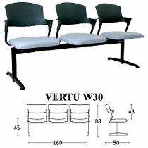 Kursi Tunggu Savello Type Vertu W30