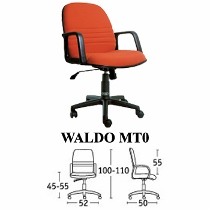 Kursi Manager Classic Savello Waldo MT0