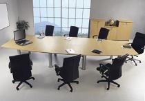 Meja Rapat Kotak