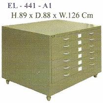 Lemari Gambar Elite Type EL-441-A1