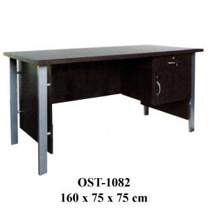 Meja Kantor 1 Biro Orbitrend Type OST-1082