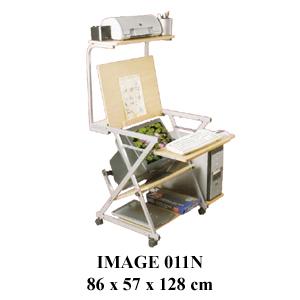Meja Komputer Orbitrend Type Image 011N