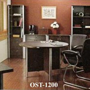 Meja Rapat Bulat Orbitrend Type OST-1200