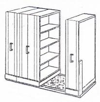 Mobile File System Manual Elite MF-100-3B (16 CPTS)