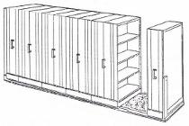 Mobile File System Manual Elite MF-100-6B (40 CPTS)